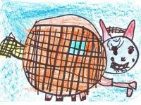 Obrázek 10 - Matěj 6 let