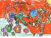 Obrázek 14 - Gábinka 6 let