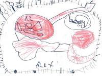 Obrázek 17 - Alexandr 5 let