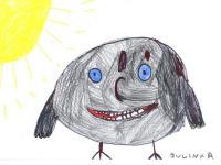 Obrázek 7 - Julinka 6 let